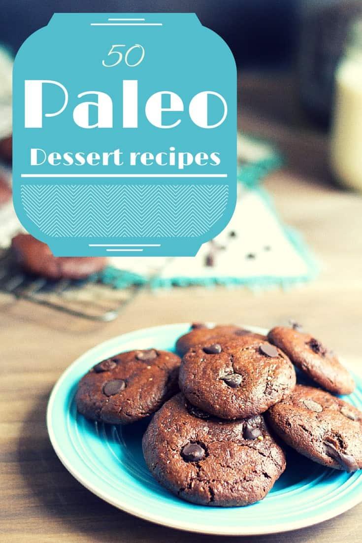 50 Paleo Desserts