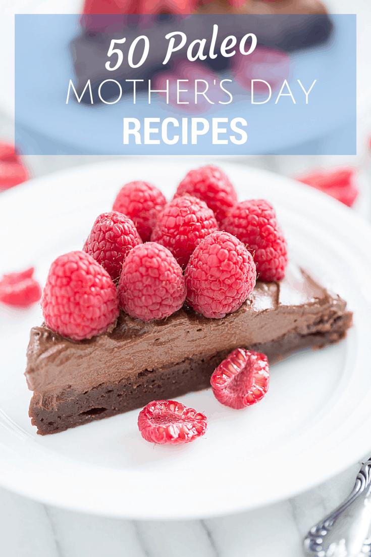 50 paleo mother's day recipes