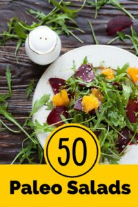 50 paleo salads round-up