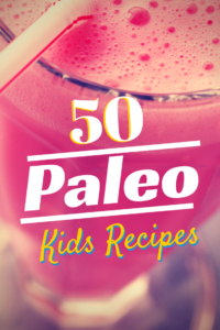 paleo kids recipes