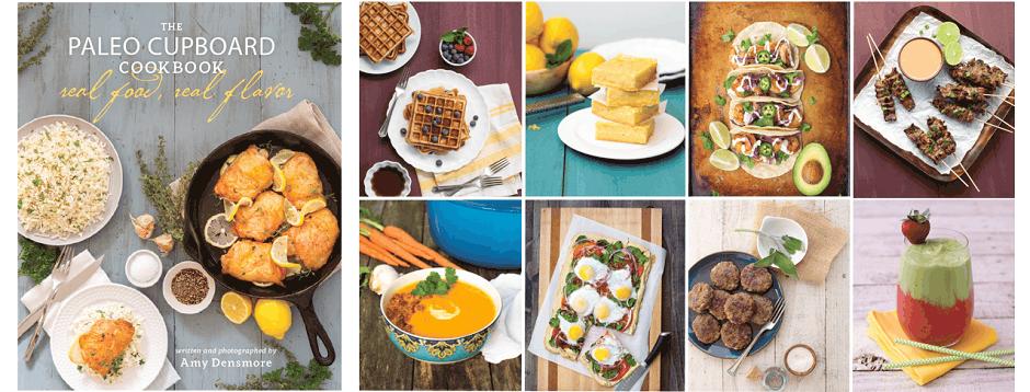 the paleo cupboard cookbook