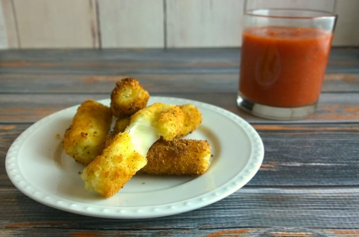 Gluten-free mozarella sticks recipe - A Girl Worth Saving
