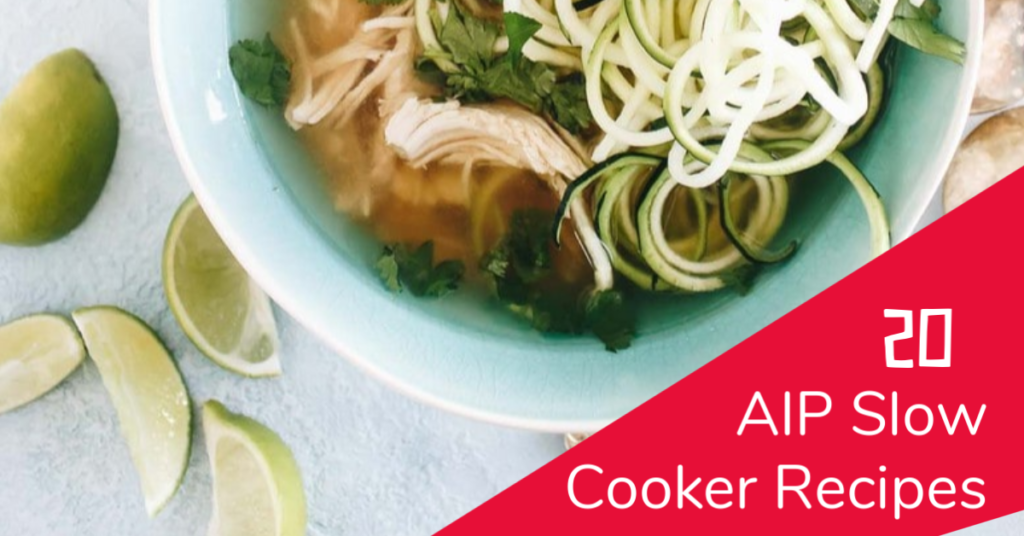 AIP Slow Cooker Recipes