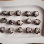 paleo almond butter truffles