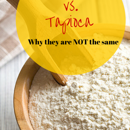Arrowroot vs Tapioca: What's the Difference?