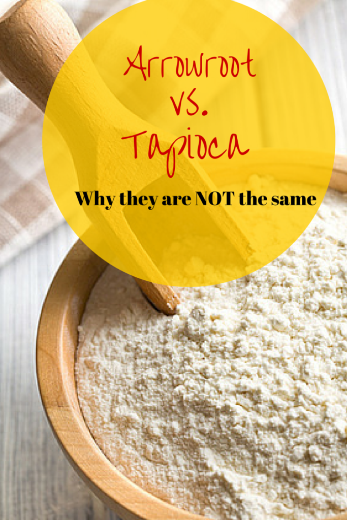 Arrowroot vs taopica