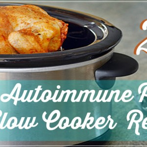 Autoimmune Paleo Slow Cooker Recipes