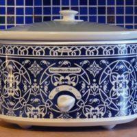 Crock-Pot Acorn Squash Recipe!