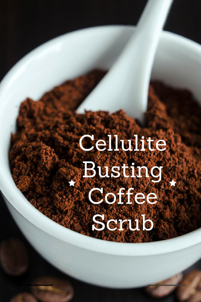 Cellulite Busting Coffee Scrub