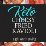 keto low carb ravioli pasta