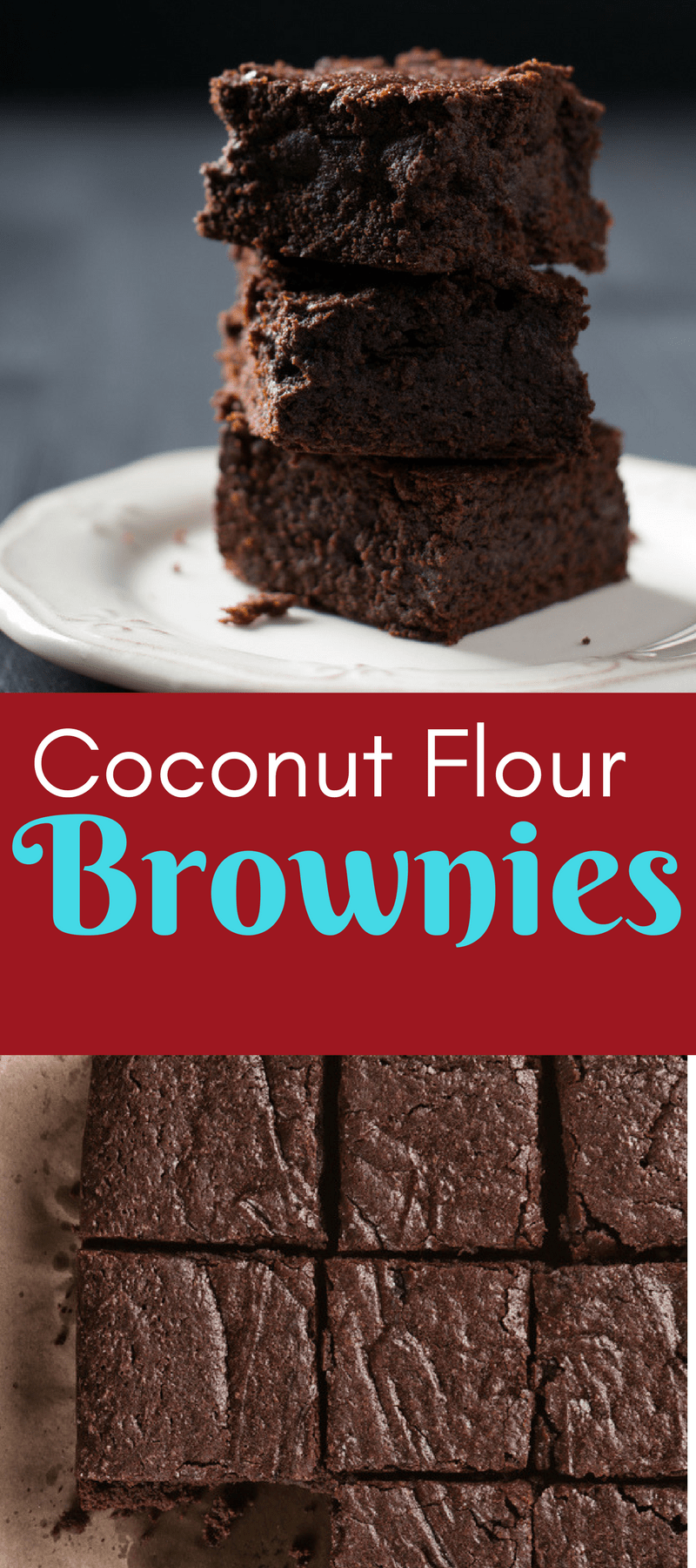Now and then I like to have apaleo dessert and these are my go-to for a rich,chocolatycake-like coconut flourbrownies. Dare I say that these are the best coconut flour brownies, ever?