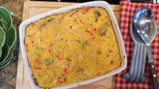 Paleo Chicken Tetrazzini
