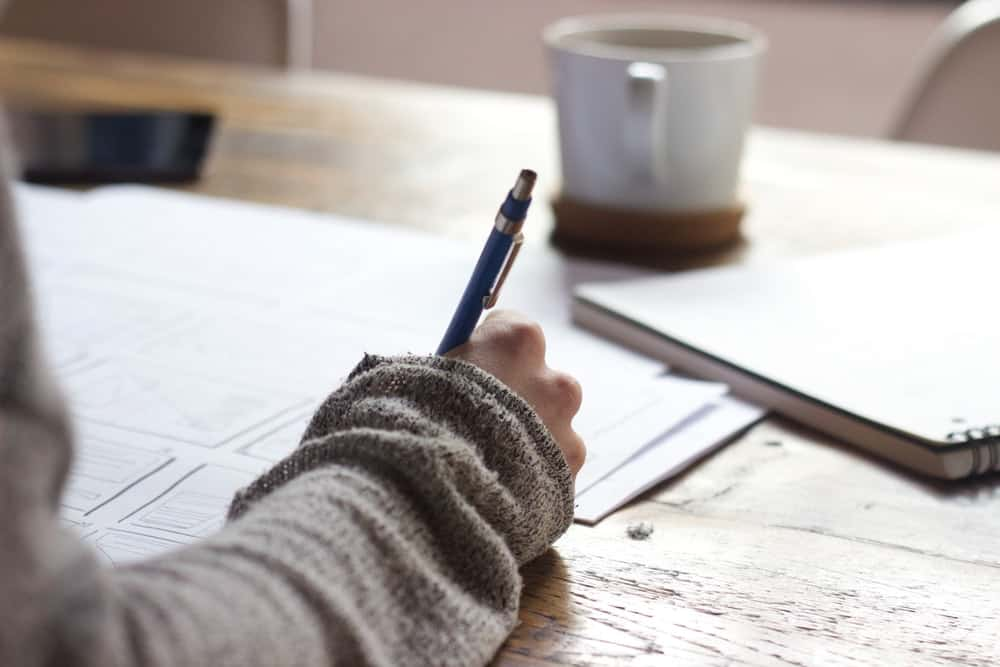 Therapy Session: Writing an Essay to Your Future Self