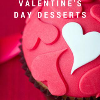 paleo valentines day desserts