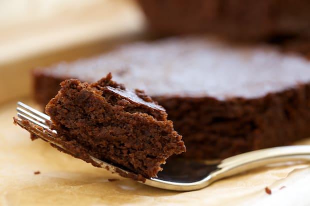Fudgy Chocolate Banana Cake - GI 365 11