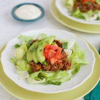 Slow Cooker Taco Meat from Real Food Slow Cooker Recipes