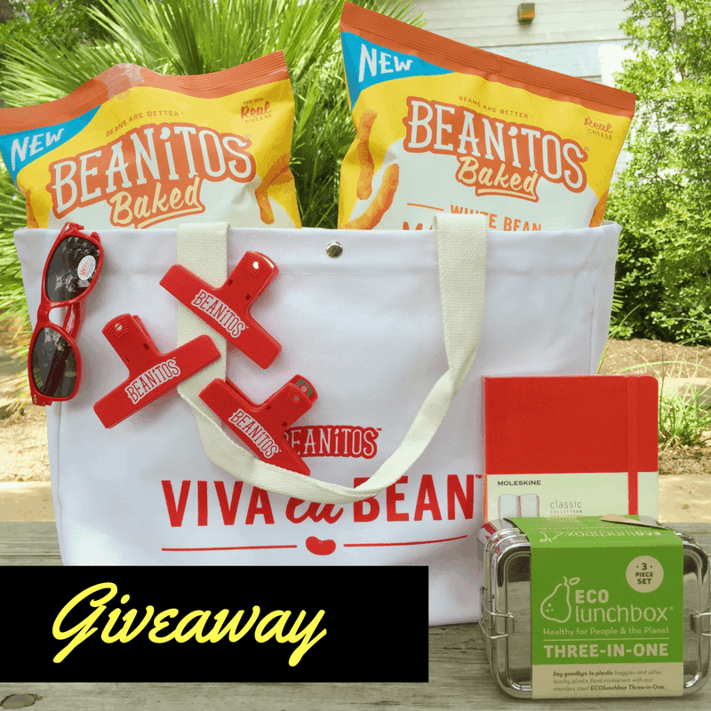 Beanitos Mac N' Cheese Crunch Giveaway!