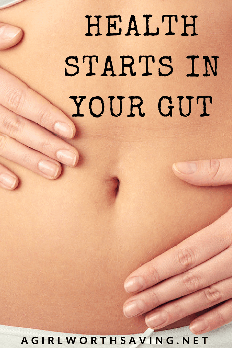 Health Starts in Your Gut