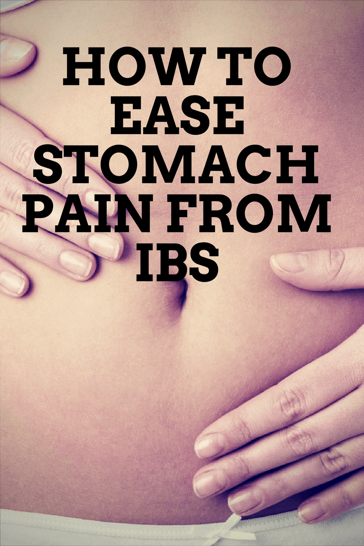 How to Ease Stomach Pain from IBS