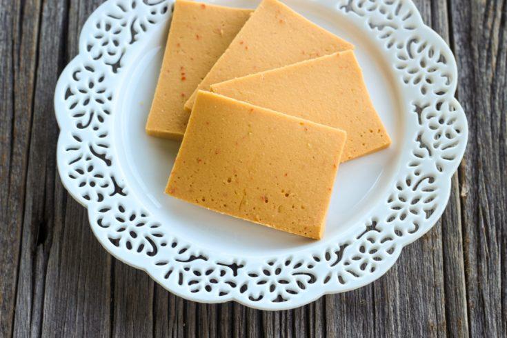 Dairy-Free, Paleo, Nacho Zucchini Cheese + Blendtec Giveaway