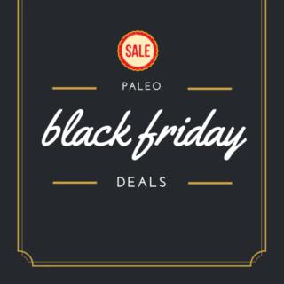 paleo black friday sales
