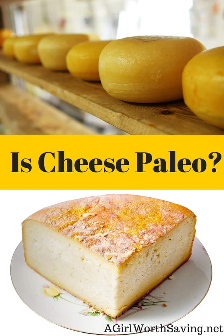 Is Cheese Paleo? AGirlWorthSaving.net