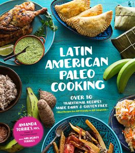 When I was pregnant with Bubba, I discovered the magic of Plantains. Seriously, I had only thought of them as sweets but I soon learned I was very wrong. My friend Amanda just released an amazing paleo cookbook filled with Latin American and I knew I had to share herTostones/Patacones recipe.