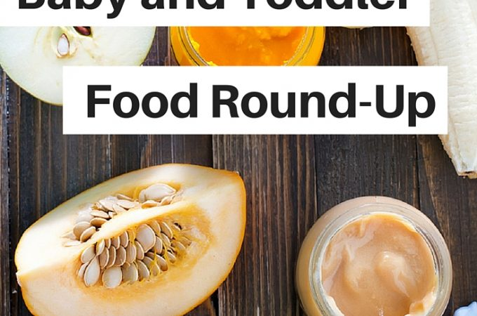 Paleo Baby and Toddler Food Round-up