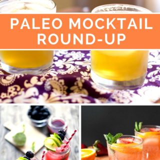 Paleo Mocktail Round-Up