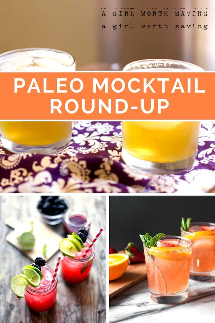 Paleo Mocktail Round-up