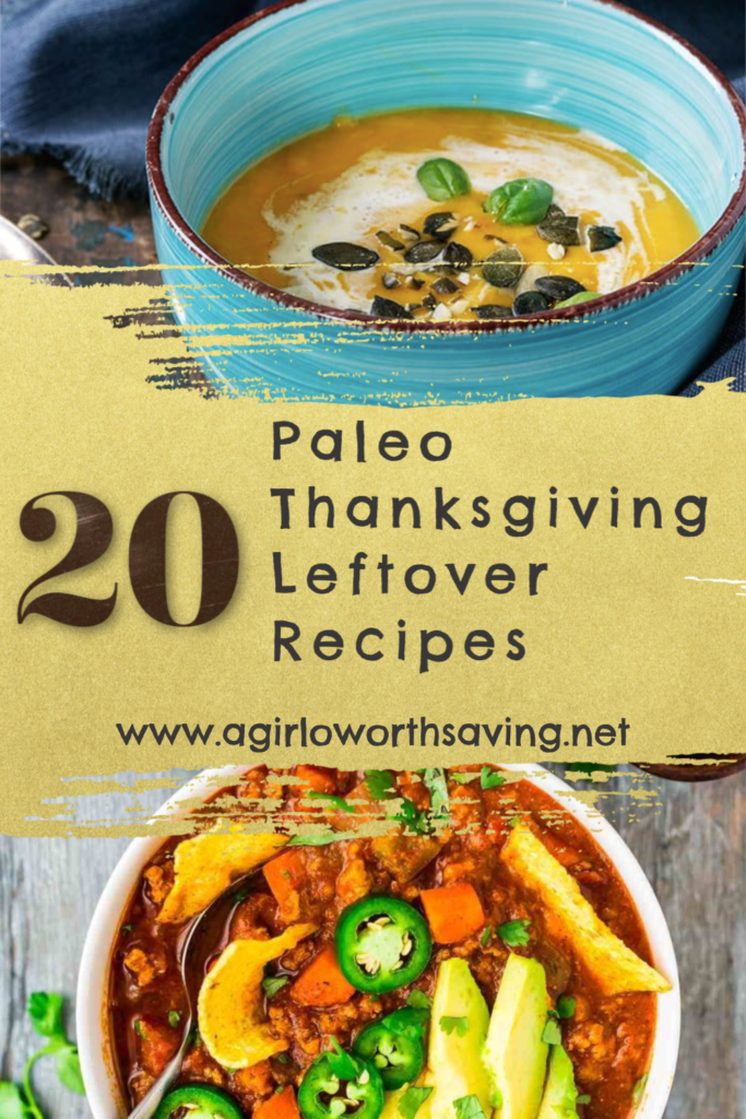 Paleo Thanksgiving Leftover Recipes