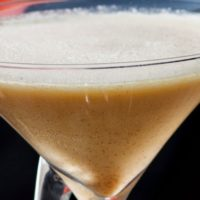 Paleo Pumpkin Pie Martini