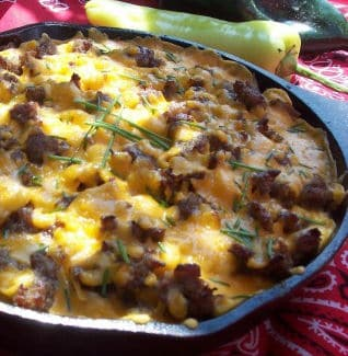 How to Make the Mountain Man Skillet Camp Breakfast Recently updated !