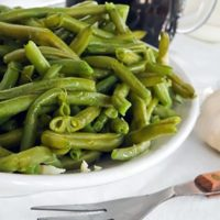 Slow Cooker Southern Style Green Beans Recipe
