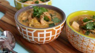 Thai Chicken Stew