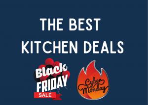 Black Friday Kitchen Deals Cyber Monday Banner