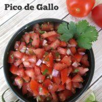 How to make The Ultimate Pico de Gallo!