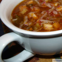 Turkey Posole - Paleo Recipes