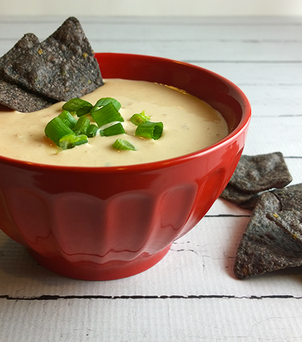 Bacon Queso Dip Without Velveeta