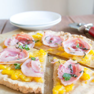 AIP  Pizza Crust + Mediterranean Paleo Cooking
