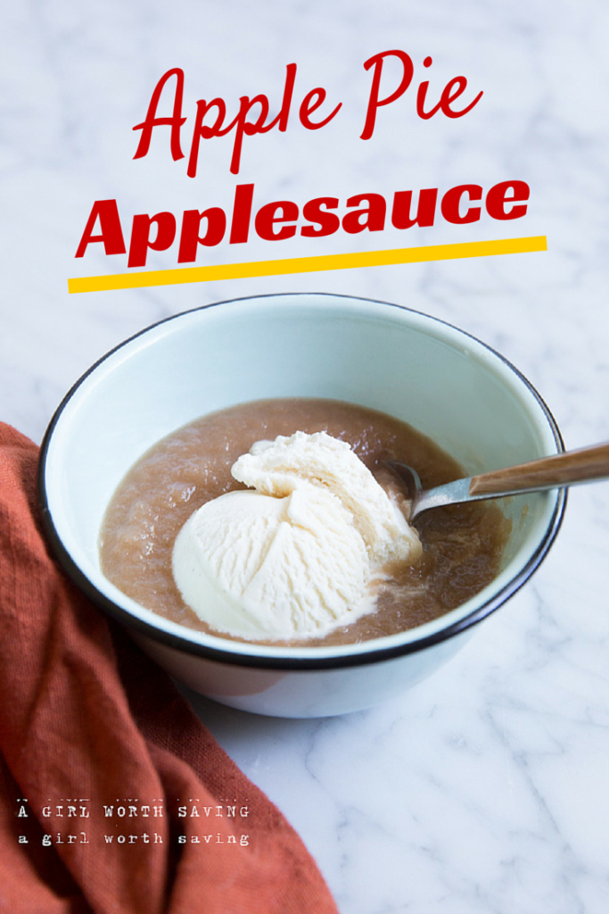 Slow Cooker Apple Pie Applesauce - Paleo Recipes, Gluten-free Recipes ...