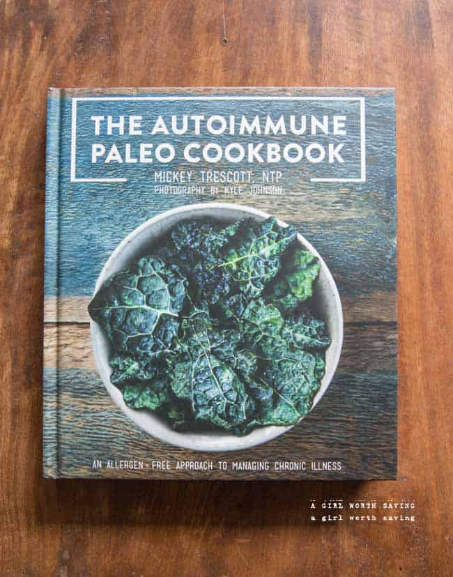 The Autoimmune paleo book