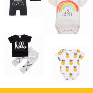Baby Boy Clothes on Sale at PatPat