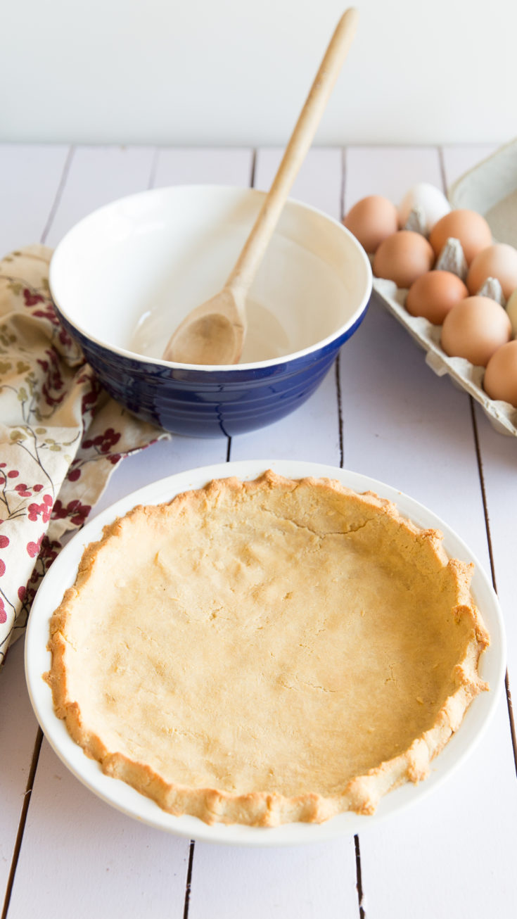 Paleo Keto Pie Crust