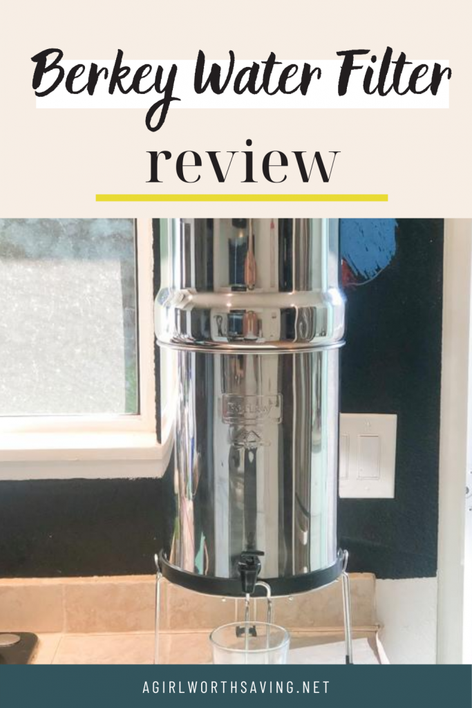 There are several ways to safeguard the water supply to your home. In this Berkey Water Filter Review post, we'll look at the benefits of gravity water filters. The Berkey Water Filter is our top choice for keeping the drinking water in our home safe.