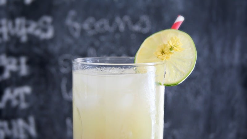 Cucumber Lime Refresher