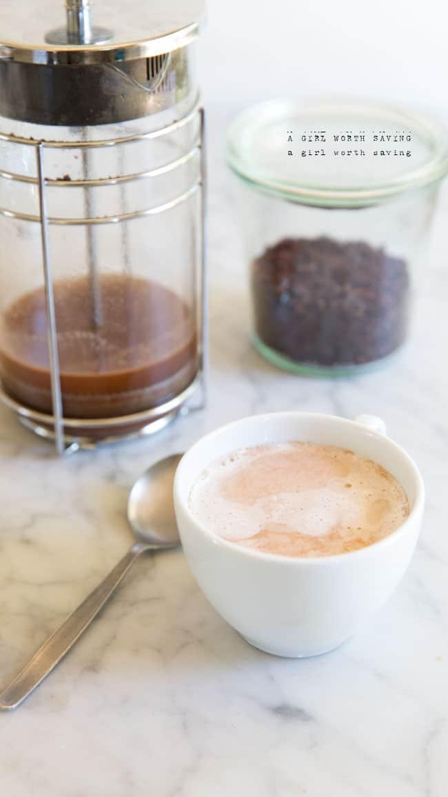 cocoa coffee
