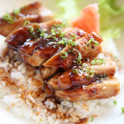 Easy Paleo Chicken Teriyaki