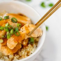 Slow Cooker Teriyaki Chicken (Paleo, AIP, Whole30, Pressure Cooker Option)