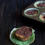Chocolate Almond Butter Freezer Fudge